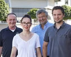 Heinz Zapp, Sebastin Zapp und Nadine Pohle-Zapp
